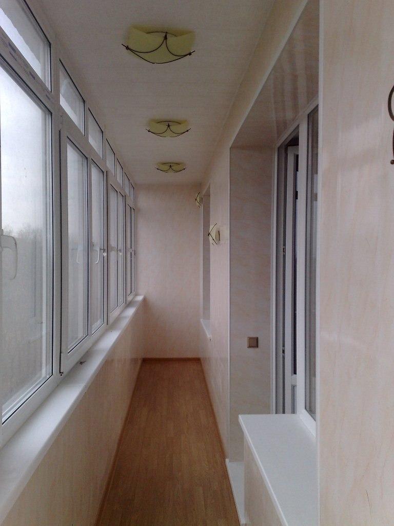 Балконы под ключ ii 68. - под ключ - каталог статей - ремонт.