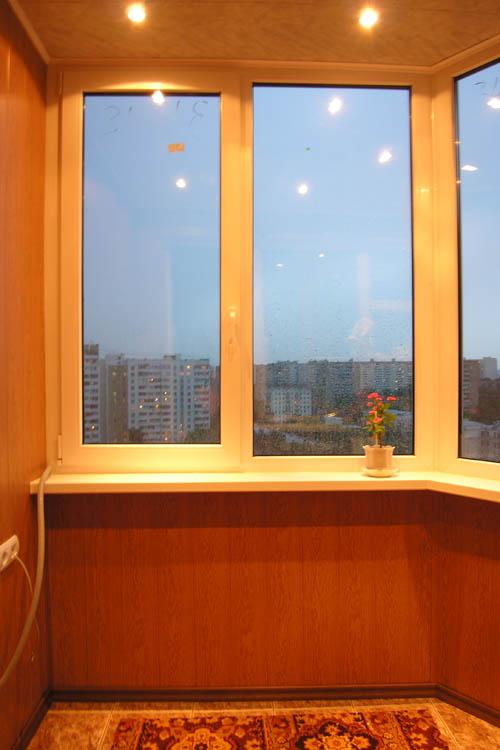 Теплый балкон - главная страница.